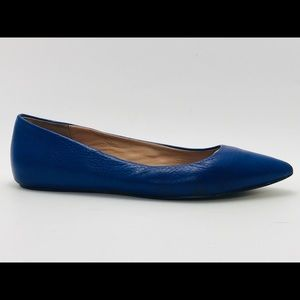 BROOKS BROTHERS POINTY TOE FLAT... NO OFFERS